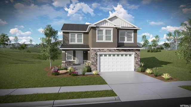 6523 W Yawkey Way #105, Herriman, UT 84096 (#1774706) :: Berkshire Hathaway HomeServices Elite Real Estate