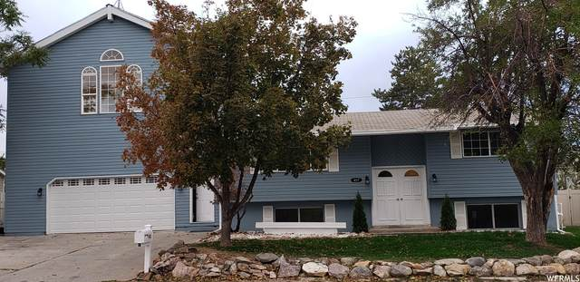 457 N 750 E, Payson, UT 84651 (#1774714) :: Doxey Real Estate Group