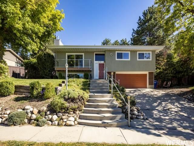 2448 E Campus Dr, Cottonwood Heights, UT 84121 (#1774717) :: Bustos Real Estate | Keller Williams Utah Realtors