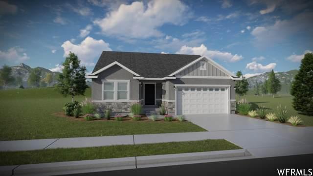 6497 W Yawkey Way #102, Herriman, UT 84096 (#1774724) :: Berkshire Hathaway HomeServices Elite Real Estate