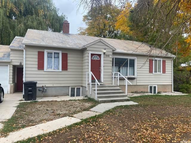 545 E 400 N, Roosevelt, UT 84066 (MLS #1774735) :: Lookout Real Estate Group