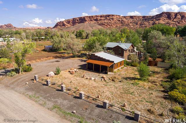 3373 Creekside Ln, Moab, UT 84532 (#1774757) :: Colemere Realty Associates