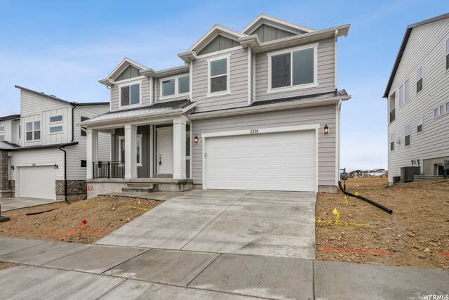 5231 N Silver Pine Ln #63, Lehi, UT 84043 (#1774812) :: Doxey Real Estate Group