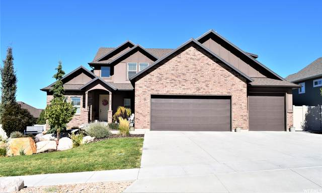 42 W Hill Haven Dr, Perry, UT 84302 (#1774818) :: Livingstone Brokers