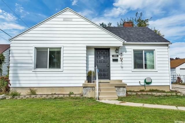 188 W Wasatch St S, Midvale, UT 84047 (#1774829) :: Bustos Real Estate | Keller Williams Utah Realtors