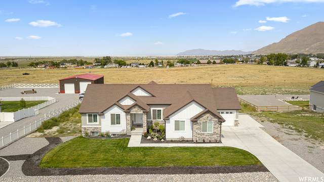 1313 E Adobe Rock Dr, Lake Point, UT 84074 (#1774846) :: Exit Realty Success
