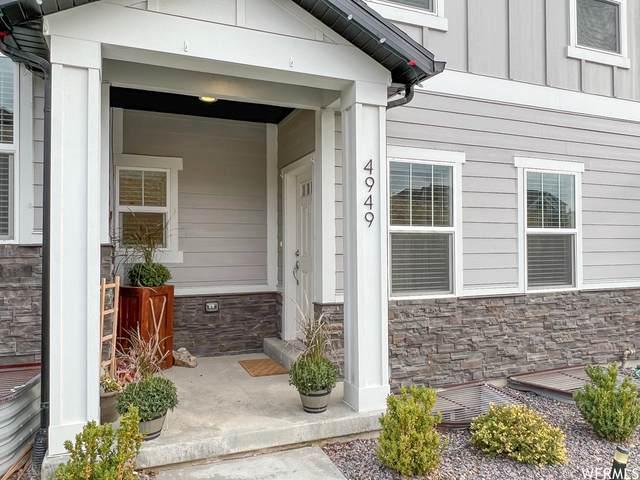4949 N Marble Fox Way W, Lehi, UT 84043 (#1774849) :: Doxey Real Estate Group