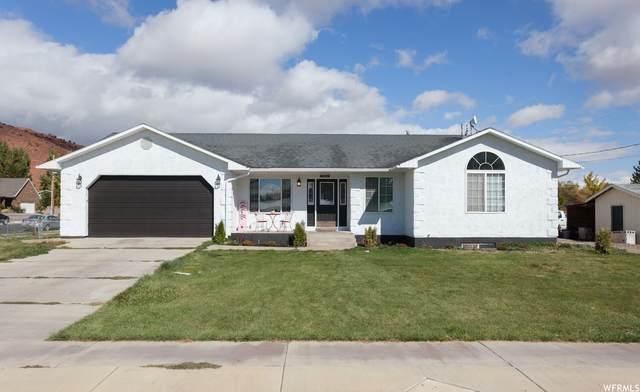 596 W 500 N, Richfield, UT 84701 (#1774853) :: Doxey Real Estate Group