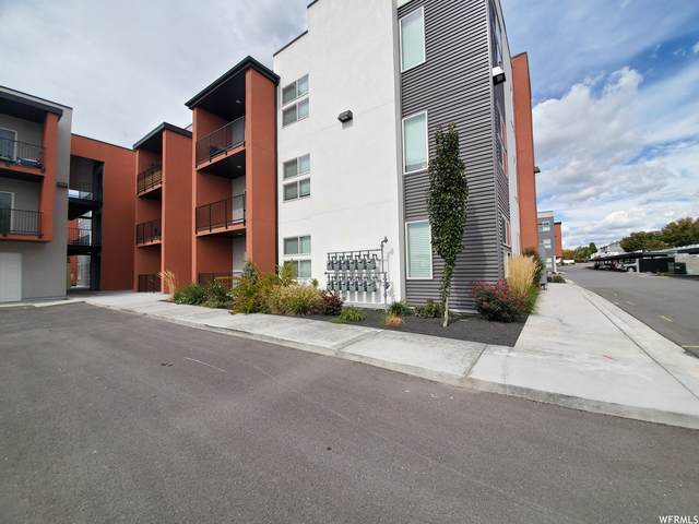 875 S Depot St C106, Clearfield, UT 84015 (#1774881) :: Doxey Real Estate Group