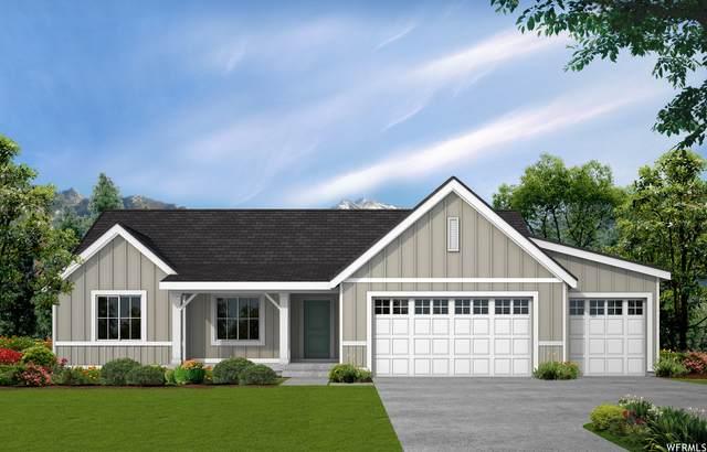 1287 S Raintree Ln. #280, Santaquin, UT 84655 (#1774886) :: Berkshire Hathaway HomeServices Elite Real Estate