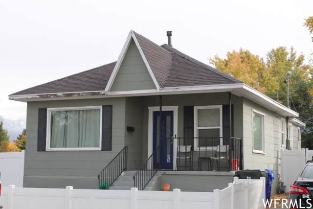 190 E Claybourne Ave, South Salt Lake, UT 84115 (#1774891) :: Doxey Real Estate Group