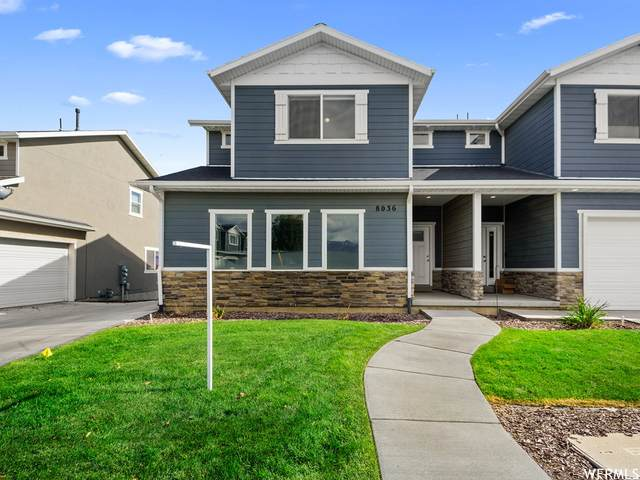 8036 N Clydesdale Dr, Eagle Mountain, UT 84005 (#1774904) :: Berkshire Hathaway HomeServices Elite Real Estate