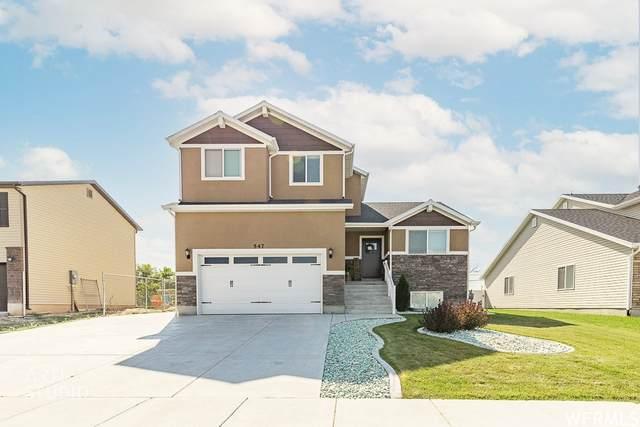 547 Ridge Place Dr, Ogden, UT 84404 (#1774905) :: Belknap Team