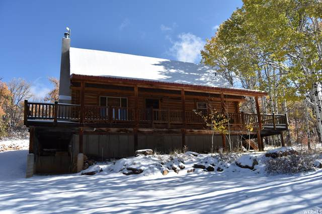 726 E Wolf Hollow Rd N, Fairview, UT 84629 (#1774913) :: The Perry Group