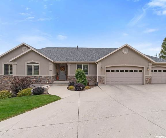 2885 N 2100 E, North Logan, UT 84341 (#1774941) :: The Perry Group