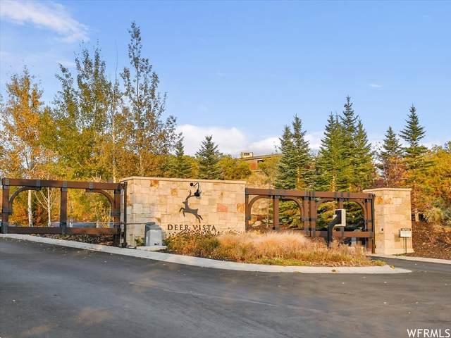14070 N Panorama Pkwy #58, Heber City, UT 84032 (MLS #1774944) :: Lookout Real Estate Group
