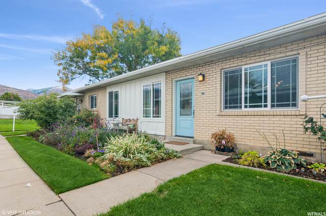 399 W 400 N #46, Bountiful, UT 84010 (#1774975) :: The Perry Group