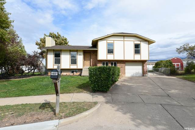 1681 E 1100 S, Clearfield, UT 84015 (#1774976) :: Exit Realty Success