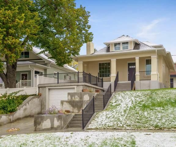 633 E 10TH Ave, Salt Lake City, UT 84103 (#1775001) :: Bustos Real Estate | Keller Williams Utah Realtors