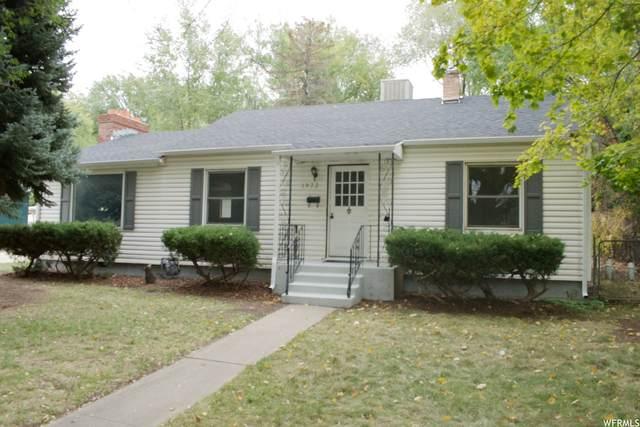 1972 S Vanburen Ave, Ogden, UT 84401 (#1775008) :: Real Broker LLC