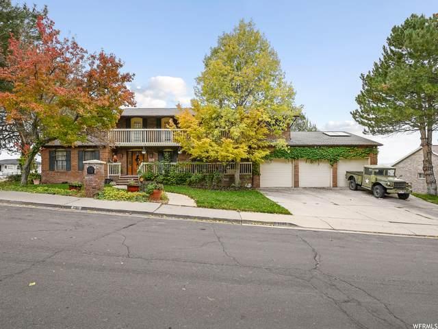 1707 N High Country Dr E, Orem, UT 84097 (#1775014) :: Pearson & Associates Real Estate