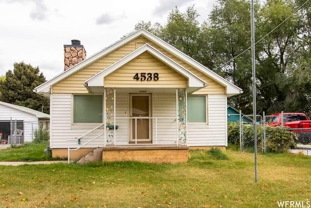 4538 S 1150 W, Riverdale, UT 84405 (#1775017) :: Bear Phelps Group
