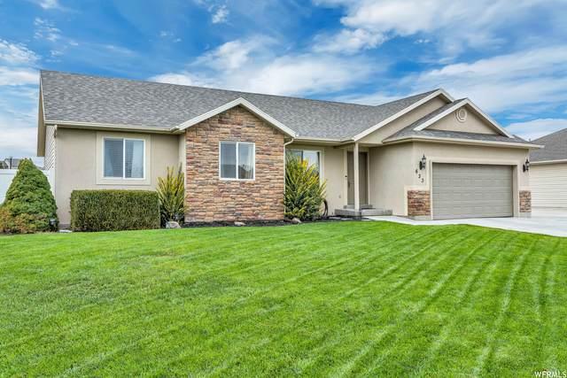633 N Fox Cir W, Saratoga Springs, UT 84045 (#1775021) :: Exit Realty Success