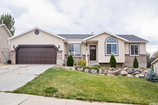354 Sweetwater Dr, Springville, UT 84663 (#1775044) :: The Perry Group