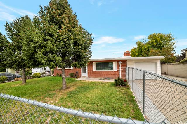 3605 S 6505 W, West Valley City, UT 84128 (#1775050) :: Doxey Real Estate Group