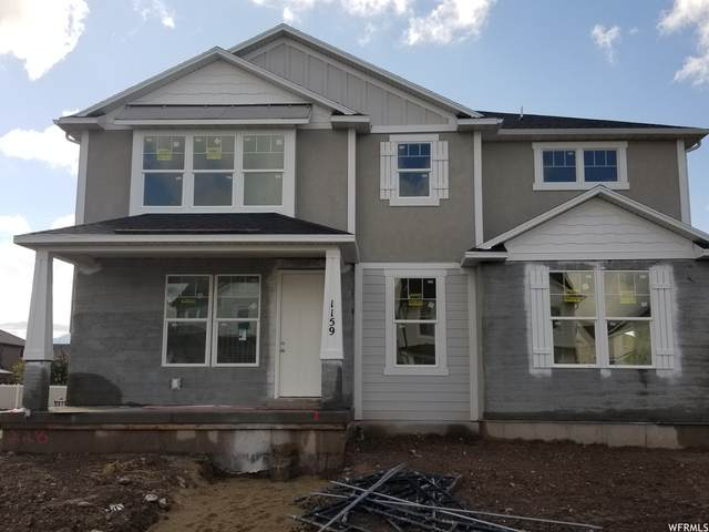 1159 W 1275 S, Springville, UT 84663 (#1775083) :: The Perry Group
