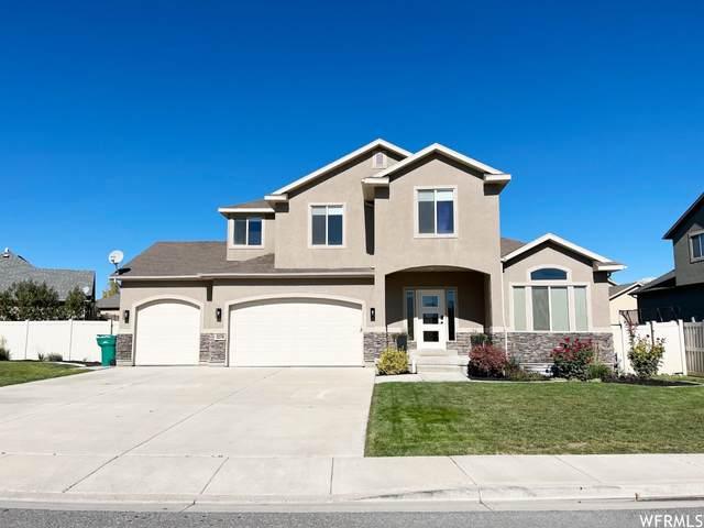 3176 W Willow Bnd, Lehi, UT 84043 (#1775095) :: Belknap Team