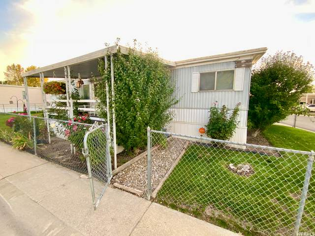 1097 W Linda Vista Dr, West Valley City, UT 84119 (#1775117) :: Doxey Real Estate Group