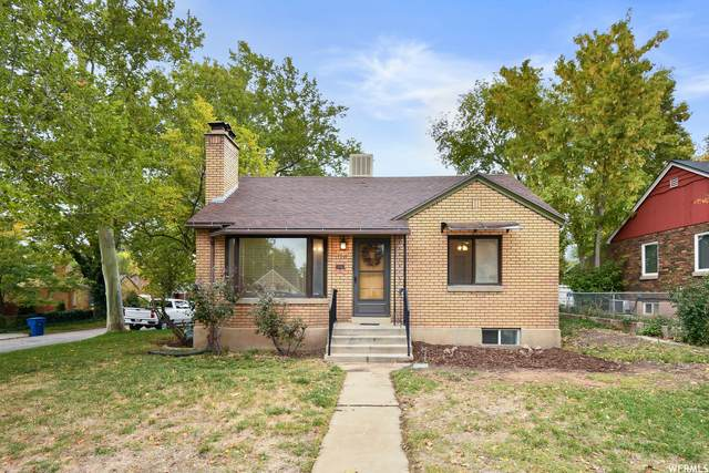 1240 27TH St, Ogden, UT 84403 (#1775122) :: Doxey Real Estate Group