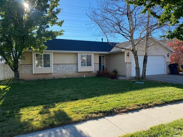 2023 S Jenny Ln, Clearfield, UT 84015 (#1775128) :: Utah Real Estate