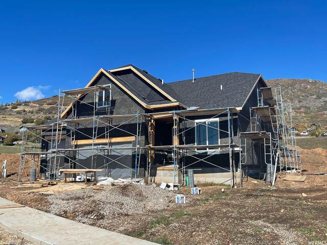 1218 N Jerry Gertsch Ln, Midway, UT 84049 (#1775136) :: Doxey Real Estate Group