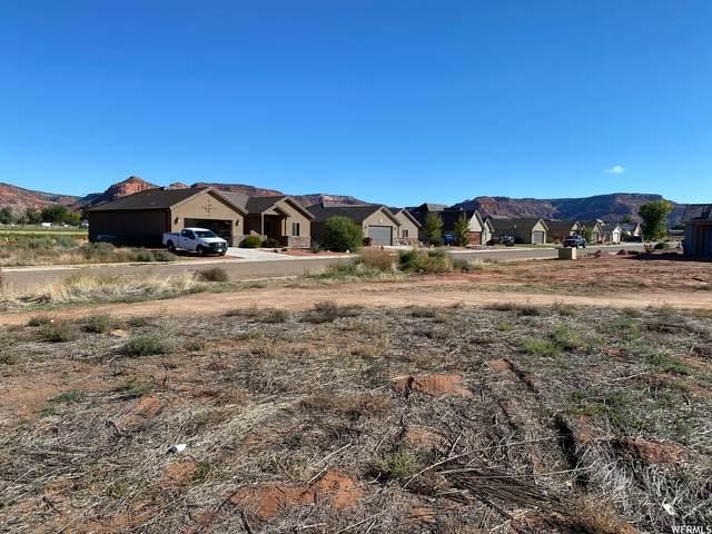 42 Sedona Valley Rd, Kanab, UT 84741 (MLS #1775143) :: Lookout Real Estate Group
