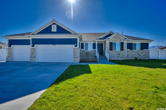 7093 W 4075 S, West Valley City, UT 84128 (#1775151) :: Doxey Real Estate Group