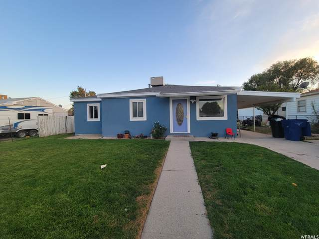4657 W 5215 S, Kearns, UT 84118 (#1775154) :: Doxey Real Estate Group