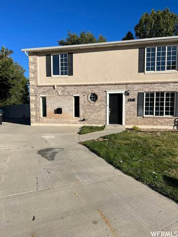 971 E 60 S, Spanish Fork, UT 84660 (#1775157) :: The Perry Group
