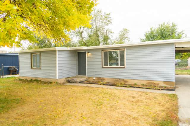 2871 S 2955 W, West Valley City, UT 84119 (#1775165) :: Doxey Real Estate Group