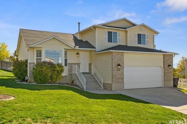 416 E 1640 N, Pleasant Grove, UT 84062 (MLS #1775180) :: Lawson Real Estate Team - Engel & Völkers