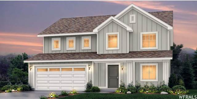 348 W 720 SOUTH St S #501, American Fork, UT 84003 (#1775206) :: Villamentor