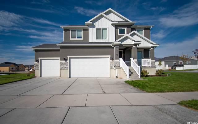 4765 N Brandon Park Dr, Eagle Mountain, UT 84005 (#1775211) :: Powder Mountain Realty