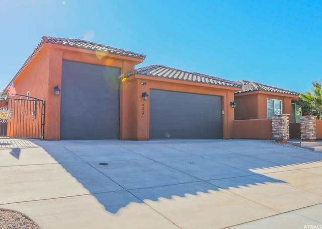 4231 W Lyle St S, Hurricane, UT 84737 (#1775224) :: Doxey Real Estate Group