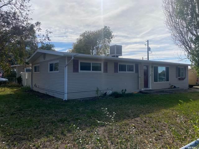 435 W 1550 N, Sunset, UT 84015 (#1775257) :: Utah Real Estate