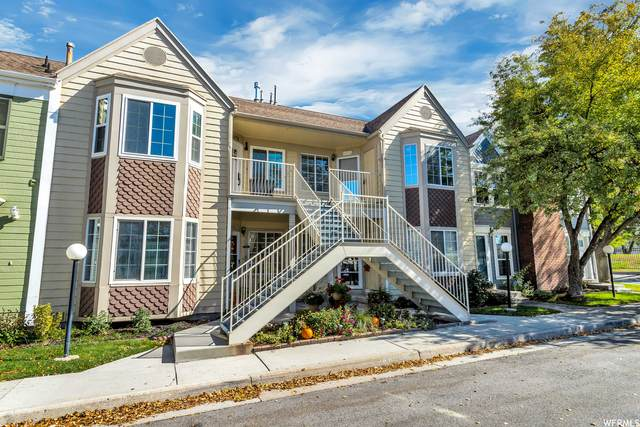 5377 S Sutter St #88, Salt Lake City, UT 84123 (MLS #1775280) :: Lookout Real Estate Group