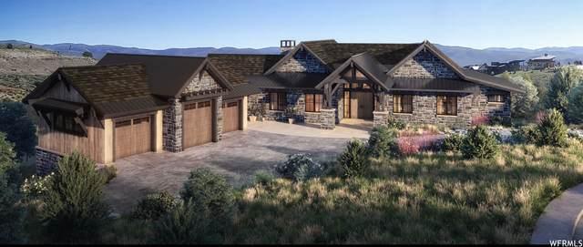 1254 N Explorer Peak Dr #571, Heber City, UT 84032 (#1775295) :: Gurr Real Estate