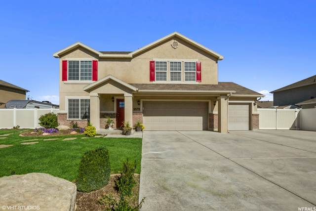 2870 W Willow Patch Rd, Lehi, UT 84043 (#1775311) :: Bustos Real Estate | Keller Williams Utah Realtors
