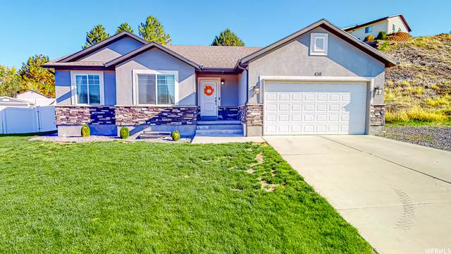 438 W 750 S, Payson, UT 84651 (#1775325) :: The Lance Group