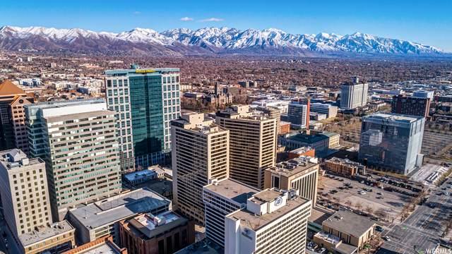 44 W 300 S #903, Salt Lake City, UT 84101 (MLS #1775355) :: The Shear Team